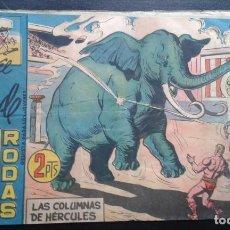 Tebeos: TEBEO / CÓMIC EL PRÍNCIPE DE RODAS N 57 ORIGINAL 1959 MAGA. Lote 139757210