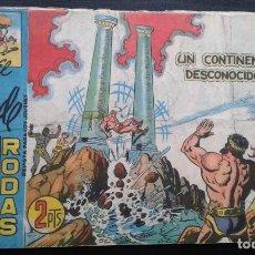 Tebeos: TEBEO / CÓMIC EL PRÍNCIPE DE RODAS N 58 ORIGINAL 1959 MAGA. Lote 139757478