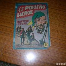 Tebeos: EL PEQUEÑO HEROE Nº 20 EDITA MAGA . Lote 139796998