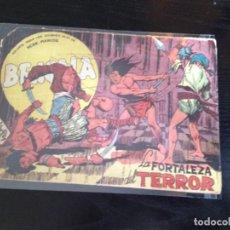 Tebeos: Nº41 LA FORTALEZA DEL TERROR. Lote 139826458