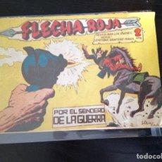 Tebeos: Nº60,POR EL SENDERO DE LA GUERRA. Lote 139827082