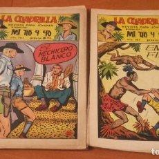 Tebeos: MI TIO Y YO SERIE LA CUADRILLA EDITORIAL MAGA MANUEL GAGO LOTE DE 20 Nº. Lote 140144490