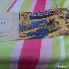 Livros de Banda Desenhada: RAYO DE LA SELVA Nº 3 CERCADOS POR LA MUERTE - ORIGINAL. Lote 140524166