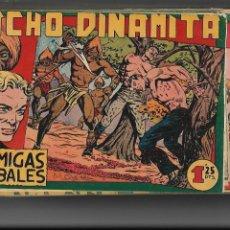 Tebeos: PACHO DINAMITA, AÑO 1.951. COLECCIÓN COMPLETA SON 139 TEBEOS ORIGINALES ES MUY DIFICIL DE COMPLETAR.. Lote 140588382