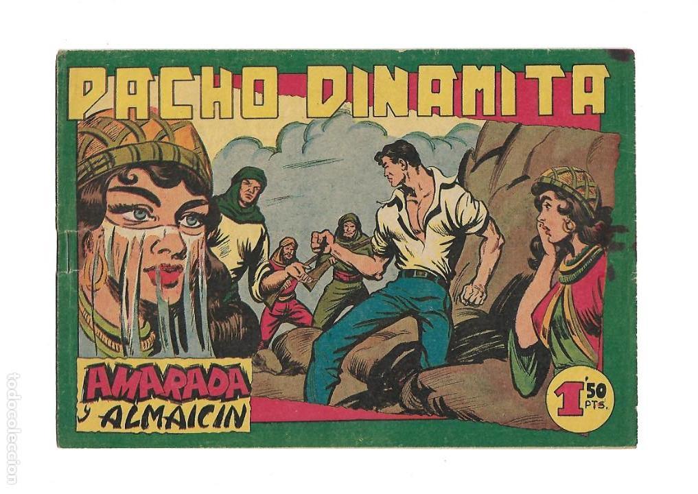 Tebeos: Pacho Dinamita, Año 1.951. Colección Completa son 139 Tebeos Originales es muy dificil de Completar. - Foto 8 - 140588382