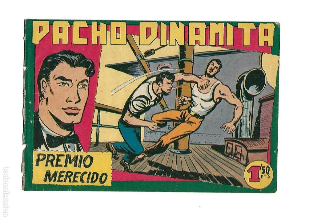 Tebeos: Pacho Dinamita, Año 1.951. Colección Completa son 139 Tebeos Originales es muy dificil de Completar. - Foto 9 - 140588382