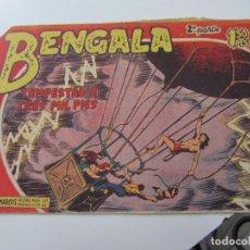 Tebeos: BENGALA 2ª SERIE Nº 28 EDITORIAL MAGA 1959 ORIGINAL C12. Lote 140595818