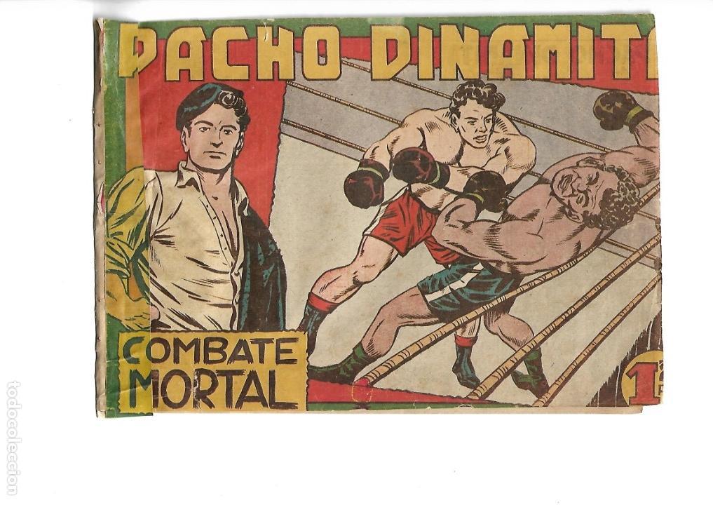 Tebeos: Pacho Dinamita, Año 1.951. Colección Completa son 139 Tebeos Originales es muy dificil de Completar. - Foto 2 - 140588382
