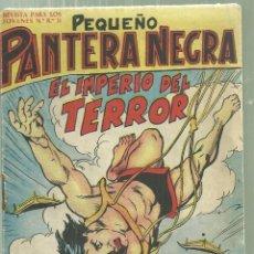 Tebeos: 3810.- PEQUEÑO PANTERA NEGRA - EL IMPERIO DEL TERROR - REVISTA PARA JOVENES Nº Rº 31. Lote 140835958