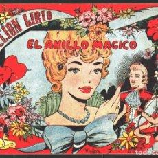 Tebeos: TEBEOS-COMICS CANDY - LIRIO - 6 - MAGA - ORIGINAL - RARISIMO *AA98. Lote 141561582