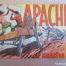 Tebeos: APACHE , NUMERO 22 , LA GUARIDA , MAGA. Lote 141840674