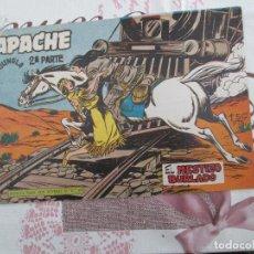 Tebeos: APACHE SEGUNDA 15. Lote 141928970