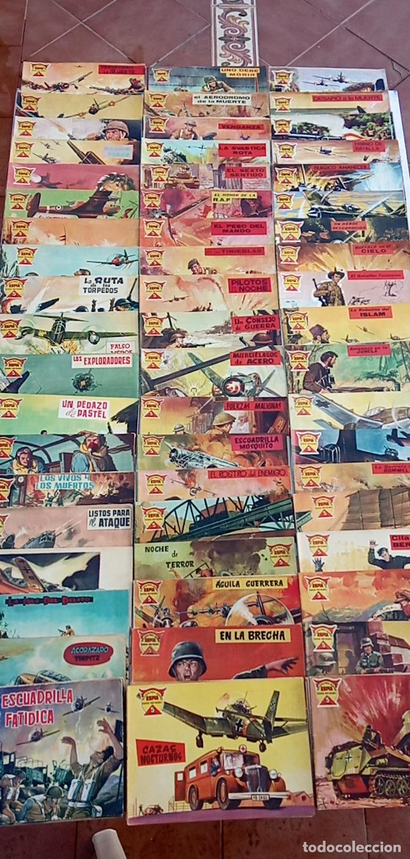 ESPIA SERIE METEORO 70 NºS EN MAGNÍFICO ESTADO, SIN PICOS CORTADOS, ESTÁN 1 Y ÚLTIMO VER FOTOS TODAS (Tebeos y Comics - Maga - Otros)