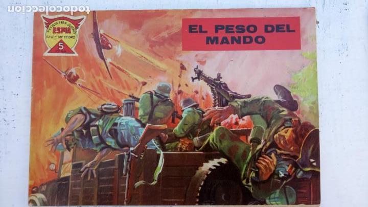 Tebeos: ESPIA SERIE METEORO 70 NºS EN MAGNÍFICO ESTADO, SIN PICOS CORTADOS, ESTÁN 1 Y ÚLTIMO VER FOTOS TODAS - Foto 75 - 142384778