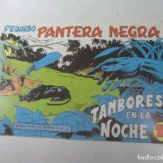 Tebeos: FACSIMIL. PEQUEÑO PANTERA NEGRA TAMBORES EN LA NOCHE Nº 133 DE MAGA CX01. Lote 142804474