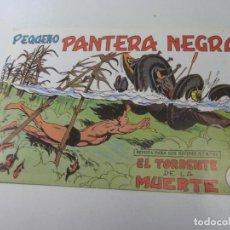 Tebeos: FACSIMIL. PEQUEÑO PANTERA NEGRA EL TORRENTE DE LA MUERTE Nº 144 DE MAGA CX01. Lote 142804630