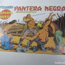 Tebeos: FACSIMIL.PEQUEÑO PANTERA NEGRA EL CARNAVAL DE LA MUERTE Nº 140 DE MAGA CX01. Lote 142804698