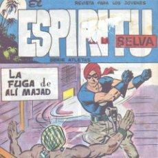 Tebeos: ESPIRITU DE LA SELVA Nº54 (EDITORIAL MAGA, 1962) ORIGINAL. Lote 243478260
