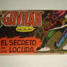 Tebeos: COMIC EL GAVILAN EL SECRETO DE UNA LOCURA Nº 15 ORIGINAL. Lote 143019202