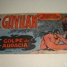 Tebeos: COMIC EL GAVILAN GOLPE DE AUDACIA Nº 14 ORIGINAL. Lote 143019206