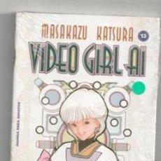 Tebeos: VIDEO GIRL AI 13, MASAKAZU KATSURA. Lote 143116177