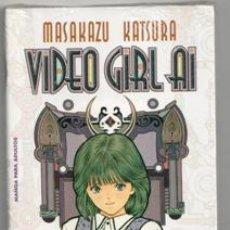 Tebeos: VIDEO GIRL AI 9, MASAKAZU KATSURA. Lote 143116189