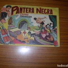 Tebeos: PANTERA NEGRA Nº 8 EDITA MAGA . Lote 143697638