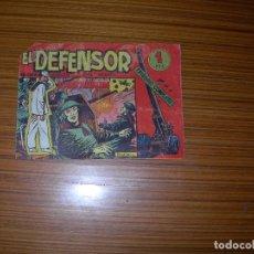 Tebeos: EL DEFENSOR Nº 11 EDITA MAGA . Lote 143702030