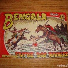 Tebeos: BENGALA 2 PARTE EDITORIAL MAGA ORIGINAL Nº II - 34. Lote 143774926