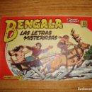 Tebeos: BENGALA 2 PARTE EDITORIAL MAGA ORIGINAL Nº II - 32. Lote 143774962