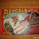 Tebeos: BENGALA 2 PARTE EDITORIAL MAGA ORIGINAL Nº II - 31. Lote 143774978
