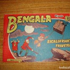 Tebeos: BENGALA 2 PARTE EDITORIAL MAGA ORIGINAL Nº II - 27. Lote 143775082