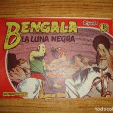 Tebeos: BENGALA 2 PARTE EDITORIAL MAGA ORIGINAL Nº II - 26. Lote 143775098