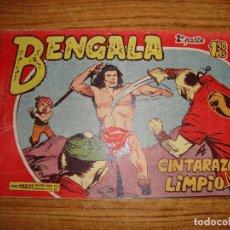 Tebeos: BENGALA 2 PARTE EDITORIAL MAGA ORIGINAL Nº II - 25. Lote 143775118