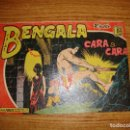 Tebeos: BENGALA 2 PARTE EDITORIAL MAGA ORIGINAL Nº II - 24. Lote 143775138