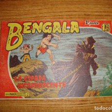Tebeos: BENGALA 2 PARTE EDITORIAL MAGA ORIGINAL Nº II - 23. Lote 143775150