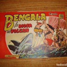 Tebeos: BENGALA 2 PARTE EDITORIAL MAGA ORIGINAL Nº II - 22. Lote 143775162