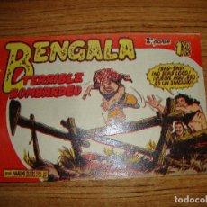 Tebeos: BENGALA 2 PARTE EDITORIAL MAGA ORIGINAL Nº II - 20. Lote 143775166