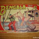 Tebeos: BENGALA 2 PARTE EDITORIAL MAGA ORIGINAL Nº II - 17. Lote 143775198