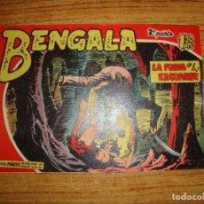 Tebeos: BENGALA 2 PARTE EDITORIAL MAGA ORIGINAL Nº II - 16. Lote 143775226