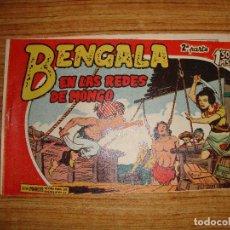 Tebeos: BENGALA 2 PARTE EDITORIAL MAGA ORIGINAL Nº II - 9. Lote 143775310