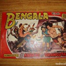 Tebeos: BENGALA 2 PARTE EDITORIAL MAGA ORIGINAL Nº II - 8. Lote 143775330