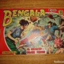 Tebeos: BENGALA 2 PARTE EDITORIAL MAGA ORIGINAL Nº II - 7. Lote 143775366