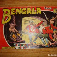 Tebeos: BENGALA 2 PARTE EDITORIAL MAGA ORIGINAL Nº II - 6. Lote 143775378