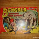 Tebeos: BENGALA 2 PARTE EDITORIAL MAGA ORIGINAL Nº II - 5. Lote 143775386