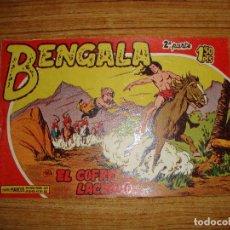 Tebeos: BENGALA 2 PARTE EDITORIAL MAGA ORIGINAL Nº II - 2. Lote 143775434