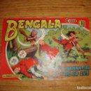 Tebeos: BENGALA 2 PARTE EDITORIAL MAGA ORIGINAL Nº II - 1. Lote 143775454