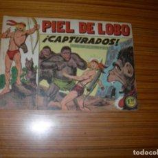 Tebeos: PIEL DE LOBO Nº 28 EDITA MAGA . Lote 144254122