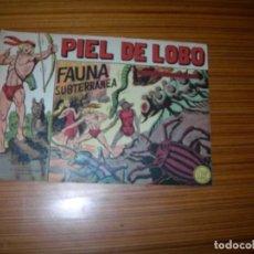 Tebeos: PIEL DE LOBO Nº 24 EDITA MAGA . Lote 144254302