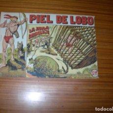 Tebeos: PIEL DE LOBO Nº 21 EDITA MAGA . Lote 144254526